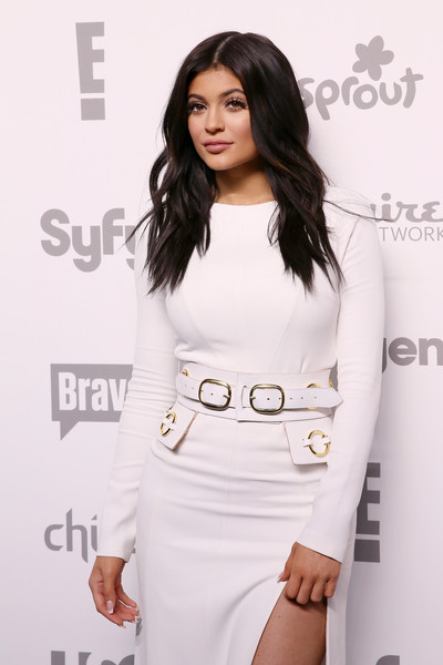 Kylie Jenner Oversized Belt