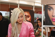 Kylie Jenner Launches Kylie Cosmetics At Ulta Beauty In Houston, TX