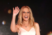 Kylie Minogue Launches an Eyewear Collection