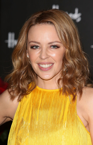 Kylie Minogue Hair