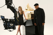 Taylor Swift and LL Cool J Photo