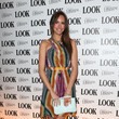 Louise Roe wears her own collection