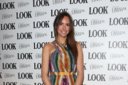 Louise Roe attends the 5th anniversary party of LOOK magazine at One Marylebone on March 1, 2012 in London, England.