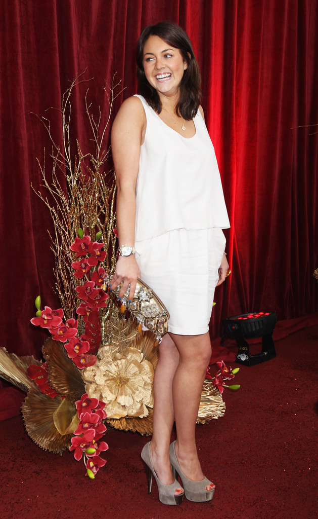 Lacey Turner Platform Pumps Lacey Turner Looks Stylebistro