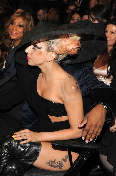 Lady Gaga Decorative Hat
