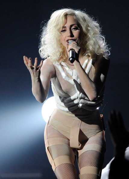 Lady Gaga Bodysuit