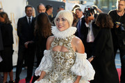 Lady Gaga Princess Gown