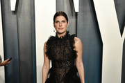 Lake Bell Beaded Dress