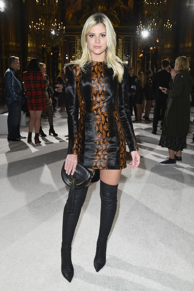 Lala Rudge Over the Knee Boots