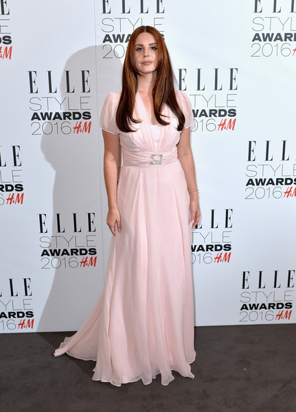 Lana Del Rey Princess Gown