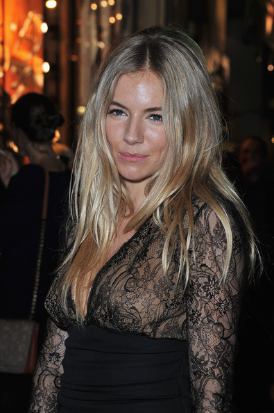 More Pics of Sienna Miller Cocktail Dress (1 of 10) - Sienna Miller Lookbook - StyleBistro