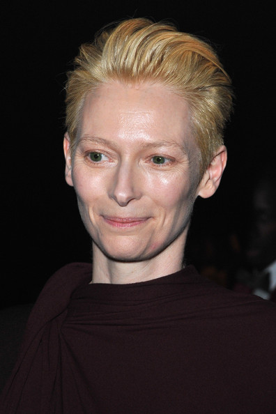 More Pics of Tilda Swinton Strappy Sandals (1 of 10) - Tilda Swinton Lookbook - StyleBistro