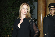 Lara Stone Little Black Dress