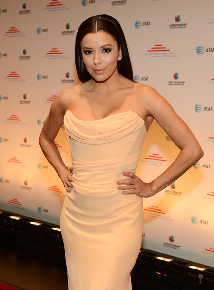 More Pics of Eva Longoria Evening Dress (2 of 13) - Evening Dress Lookbook - StyleBistro