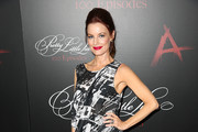 Laura Leighton Print Blouse