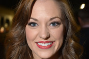 Laura Osnes Long Wavy Cut