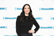 Laura Prepon Crewneck Sweater