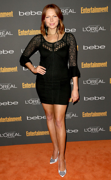 Laura Prepon Little Black Dress