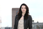 Laura Prepon Leather Jacket