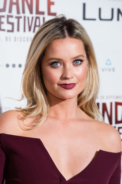 Laura Whitmore Long Center Part [hair,face,hairstyle,blond,eyebrow,lip,shoulder,skin,chin,beauty,laura whitmore,vue west end,london,england,raindance,gala,raindance opening gala 2018]