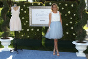 Lauren Conrad Knee Length Skirt
