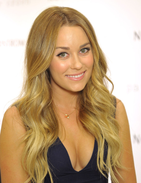 Lauren Conrad Long Wavy Cut