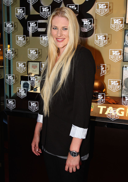 Lauren Jackson Long Straight Cut