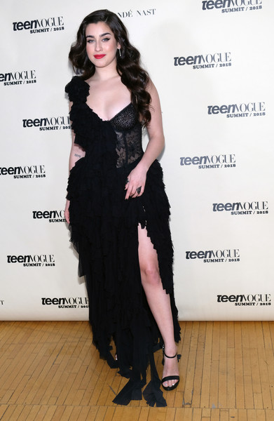 Lauren Jauregui Evening Dress
