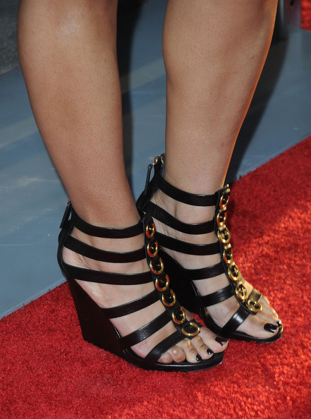 Lauren Velez Wedges