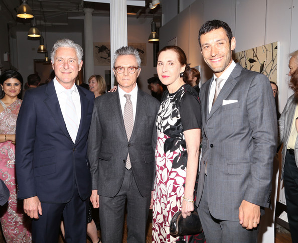 Laurie Simmons and Carroll Dunham Honored in NYC
