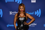 Laverne Cox Little Black Dress