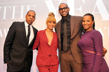 LeBron James Jay-Z 2012 Sports Illustrated Sportsman Of The Year Award Presentation - Inside