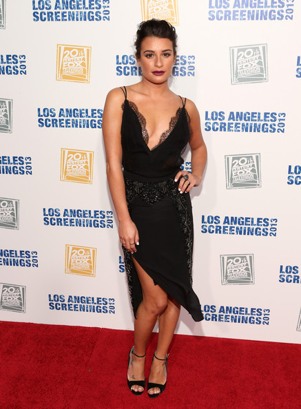 Lea Michele Cocktail Dress