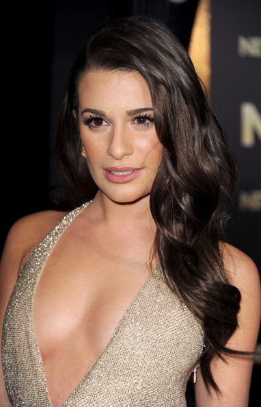 More Pics of Lea Michele Evening Dress (5 of 22)