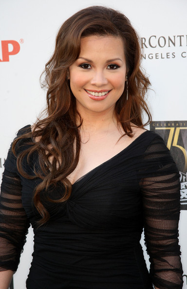 Lea Salonga Long Curls