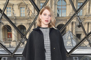Lea Seydoux Over the Knee Boots
