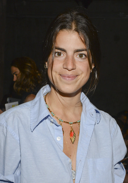 Leandra Medine Gold Charm Necklace