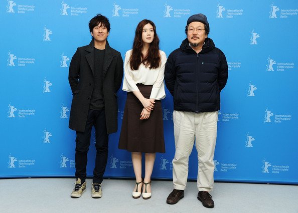Lee Sun Gyun Knee Length Skirt