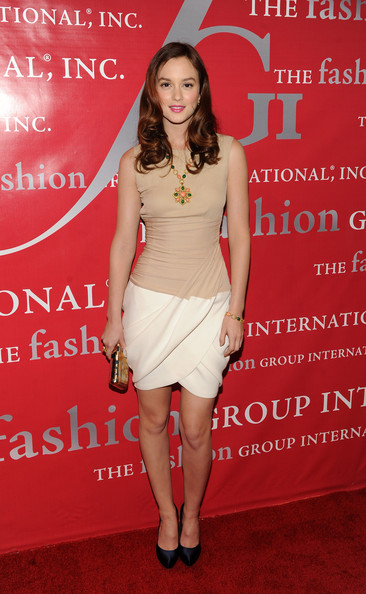 Leighton Meester Platform Pumps [flooring,fashion model,shoulder,carpet,fashion,cocktail dress,red carpet,joint,girl,long hair,leighton meester,new york city,wall street,cipriani,annual night of stars,annual night of stars]