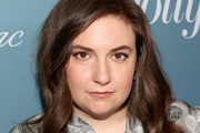 Lena Dunham Long Wavy Cut