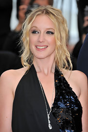 The French actress and former Trophée Chopard winner wore a diamond pendant necklace to the Cannes Film Festival.