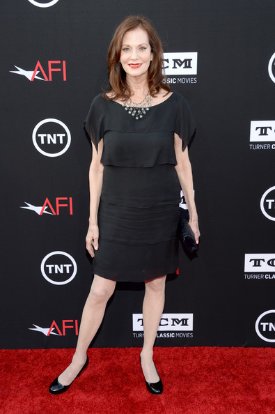 Lesley Ann Warren Little Black Dress