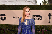 Leslie Mann Beaded Dress