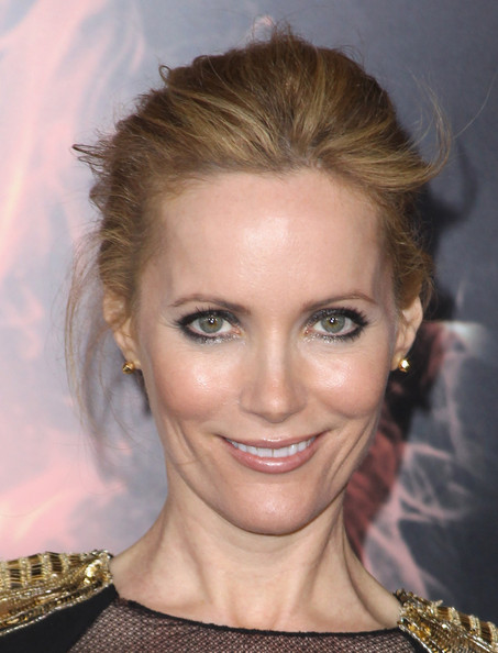 Leslie Mann Metallic Eyeshadow