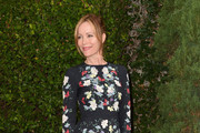 Leslie Mann Print Dress