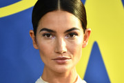 Lily Aldridge Ponytail