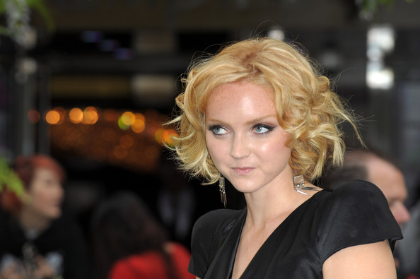 Lily Cole Medium Curls