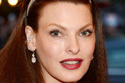 Linda Evangelista Long Straight Cut