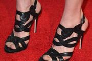 Lindsay Pulsipher Strappy Sandals