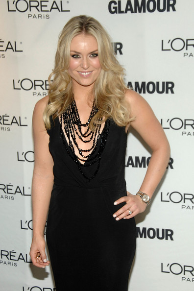 Lindsay Vonn Layered Beaded Necklace